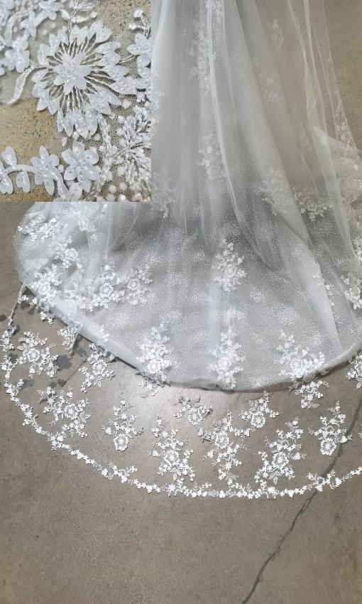 Erin Cole Bridal Veil