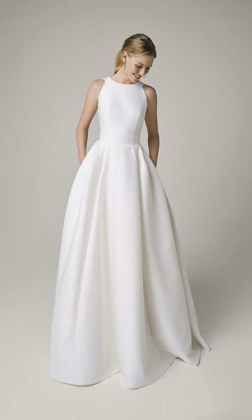 jesus peiro 224 couture gown front