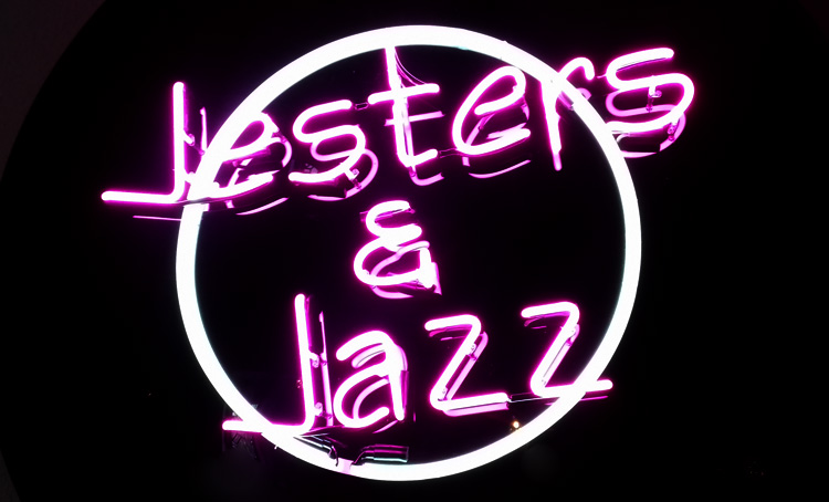 Jesters and Jazz Night at the White Swan Henley