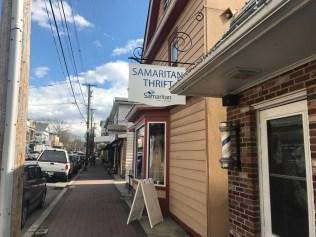 Samaritan Thrift in Pitman. - Staff photo/Zaire Mitchell