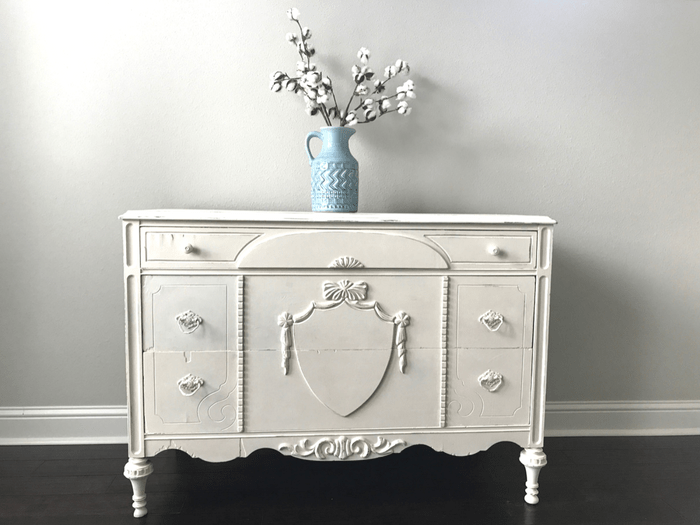 1930s Dresser to Buffet FINISHED