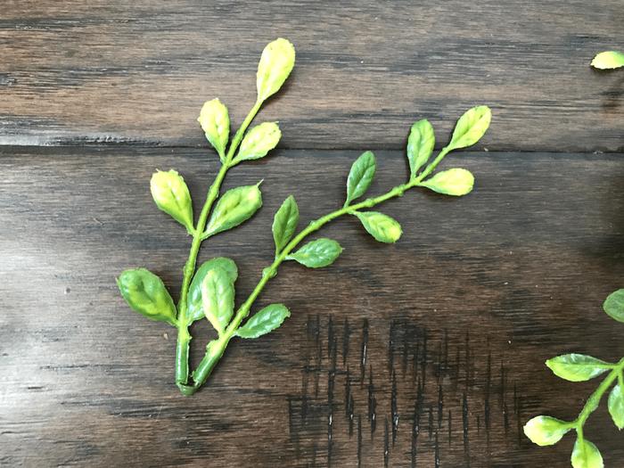 Faux Boxwood Wreath GREENERY