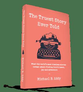 Truest Story Book Cover