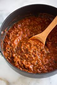 How Long Does Spaghetti Sauce Last In The Fridge? - The ...