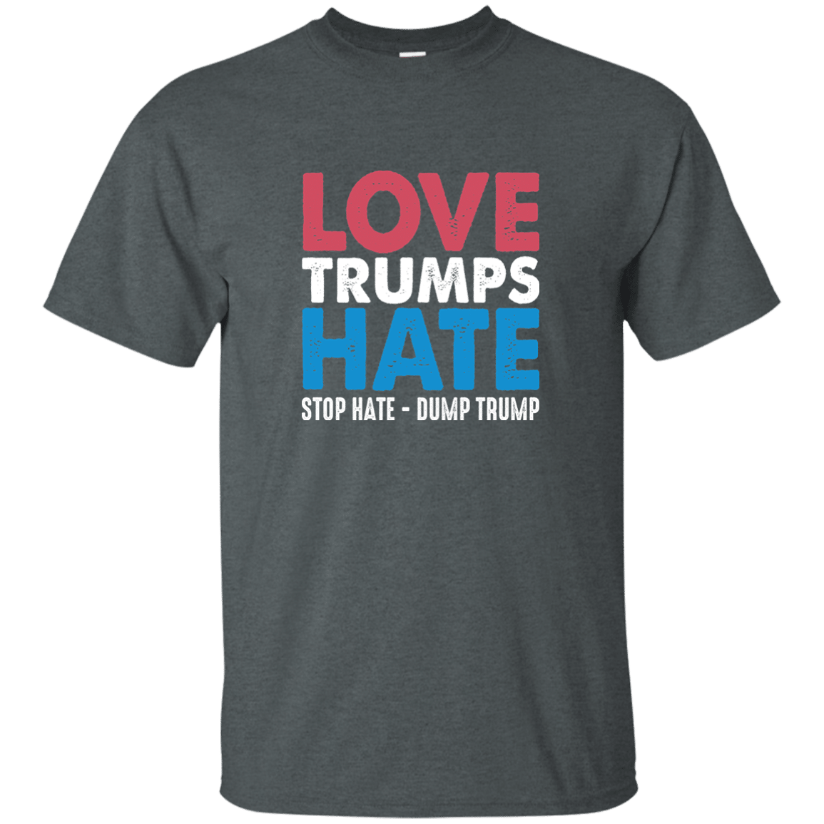 Love Trumps Hate T Shirt And Top Tank The Wholesale T