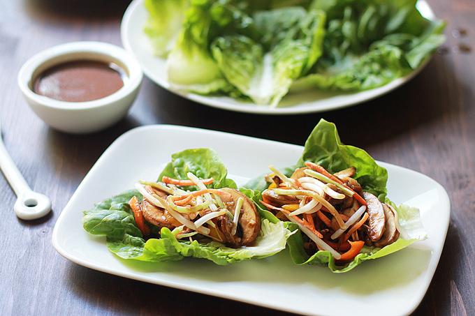 Asian-Wraps