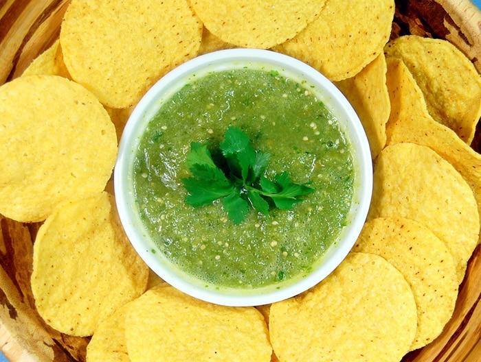 Salsa Verde - One Green Planet