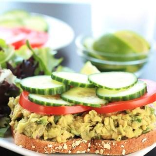 Chickpea Jalapeno Salad
