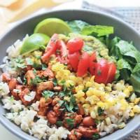 Sofritas Bowl-Vegan or Vegetarian
