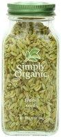 Simply Organic Fennel Seed