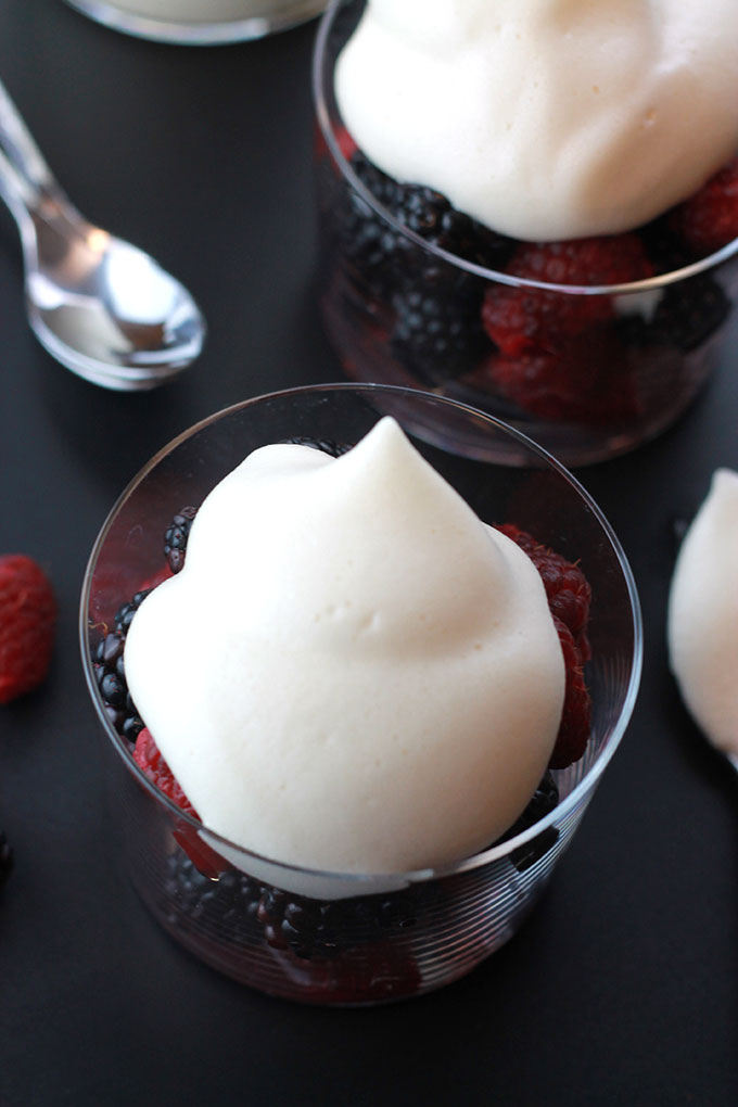 How to make Amazing Whipped Aquafaba - Smooth creamy and a magical wonder, who knew liquid from chickpeas could be so fabulous..