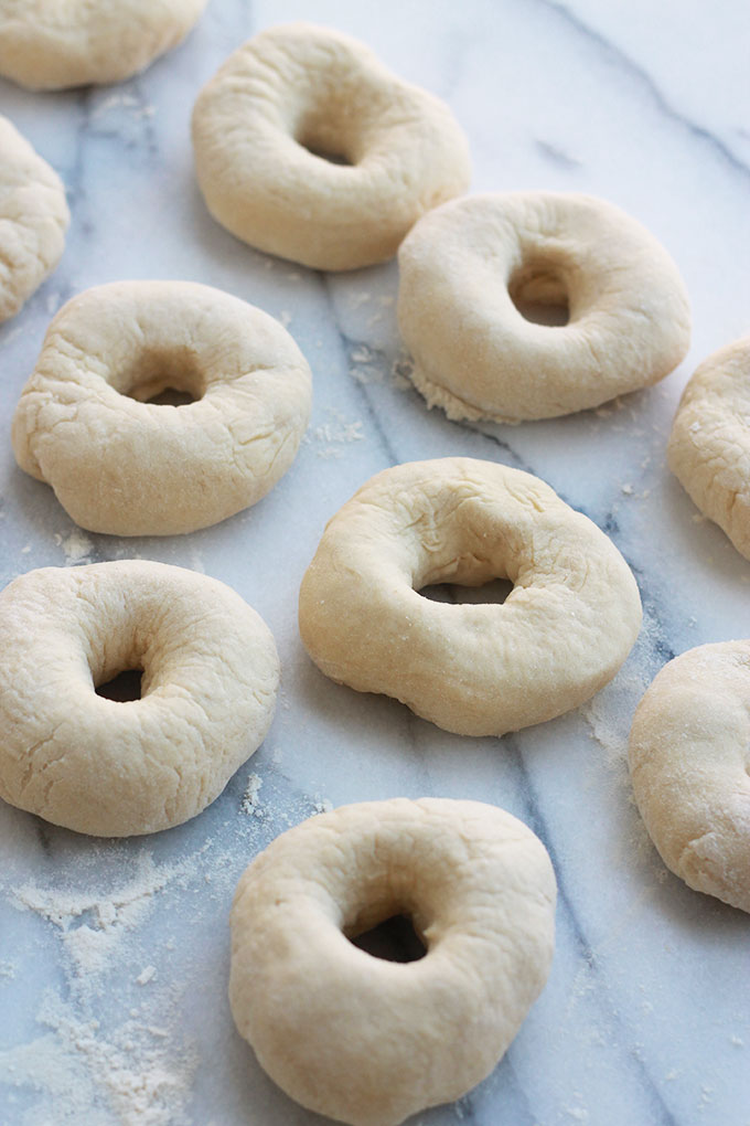 How to Make Homemade Everything Bagels - Making bagels is a boil and bake process that's simple and easy. These bagels are crisp on the outside, tender on the inside, and so delicious.