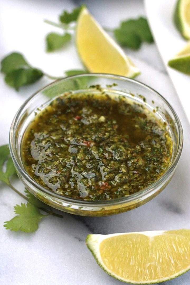 Spicy Cilantro Sauce