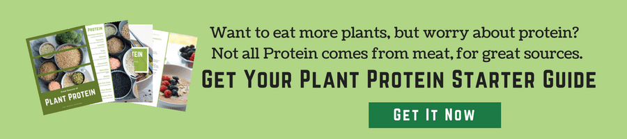 Plant Protein Starter Guide