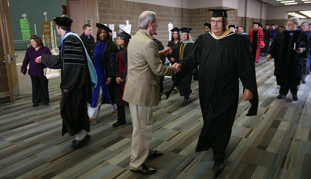 Wichita State University Graduation