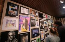 art department hosts state-wide