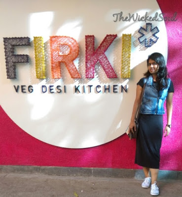 Firki*: Reeled in – Good ambience, Mediocre Food!