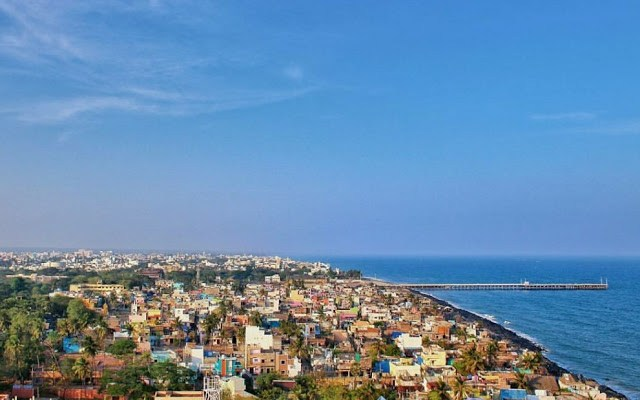Postcards from Pondicherry – the little Paris of India
