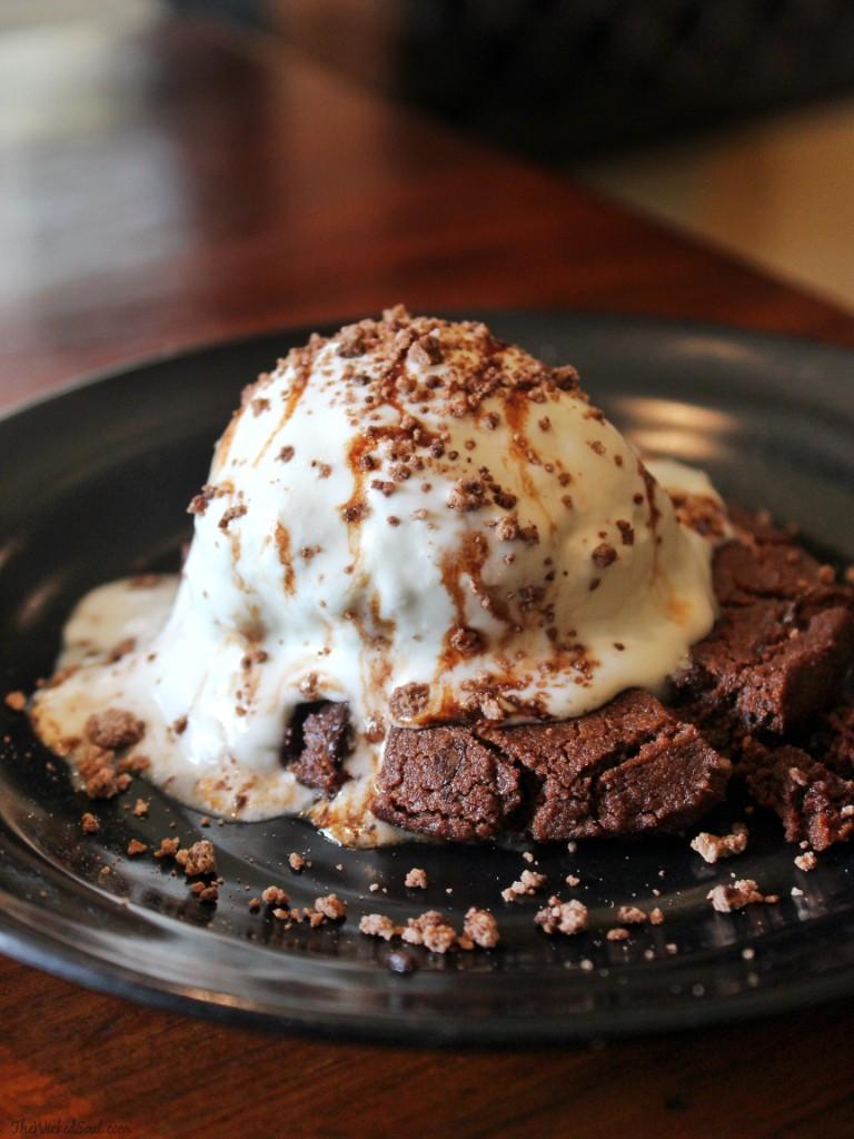New dessert menu at Cafe Mangii
