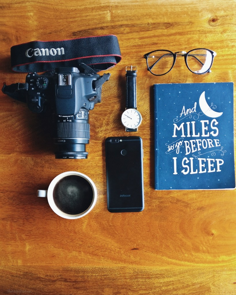 Travel Light, Capture Sights with InFocus Snap 4