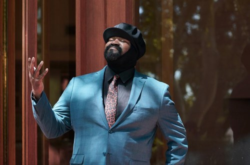 www.thewickedsound.com Gregory Porter Revival
