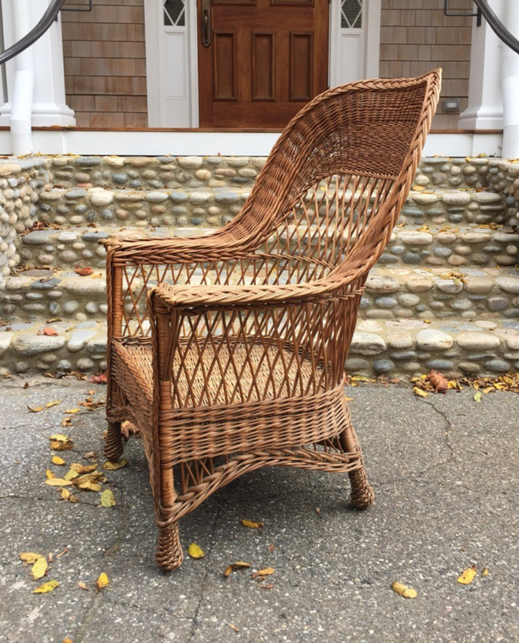 Antique Wicker Chairs Antique Wicker Chair The Wicker Shop