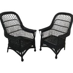 Antique Wicker Chairs Argomax Mesh Ergonomic Office Chair (em-ec001) By Paine Furniture The Shop