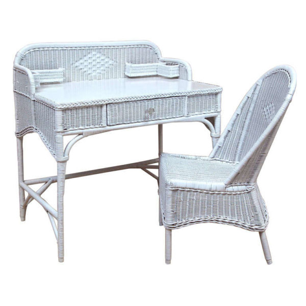 heywood wakefield wicker chairs toddler eating chair products archive the shop antique deco desk and