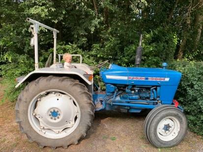 I love tractors