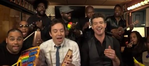 jimmy-fallon-robin-thicke-and-the-roots-sing-blurred-lines-with-classroom-instruments