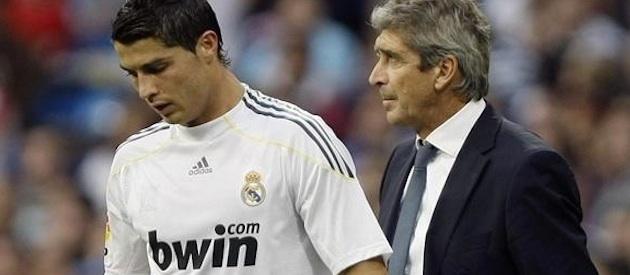 UEFA Champions League and Cristiano Ronaldo