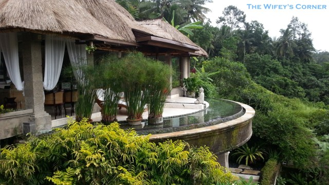 Terrace of Lembah Spa