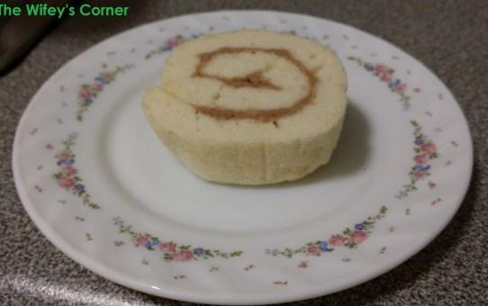 Egg white Rolled Cake