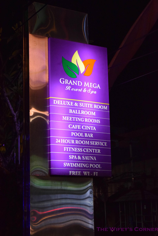 Grand Mega Resort and Spa Bali