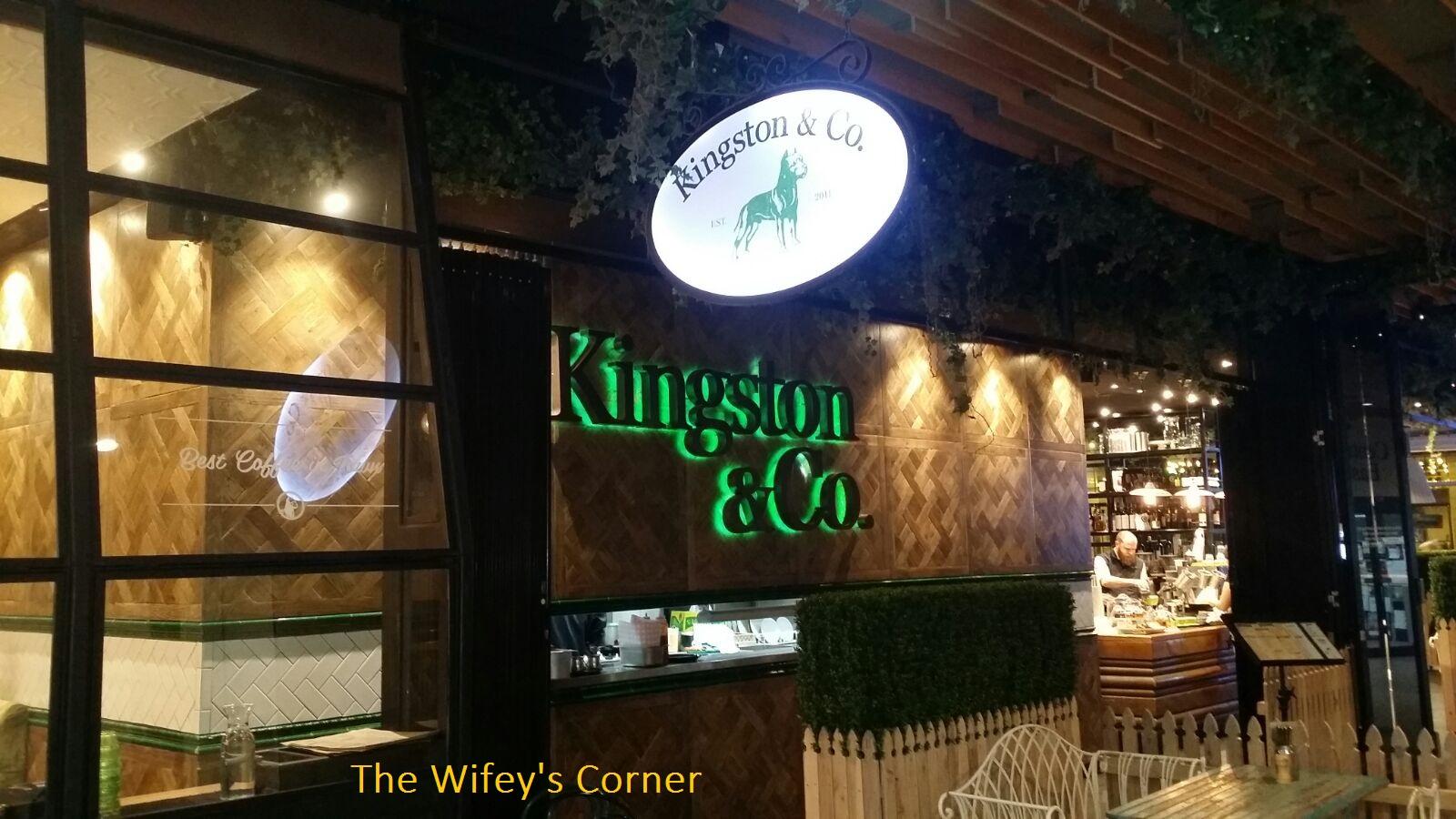 [Review] Kingston & Co @ Eastgarden Westfield, Sydney