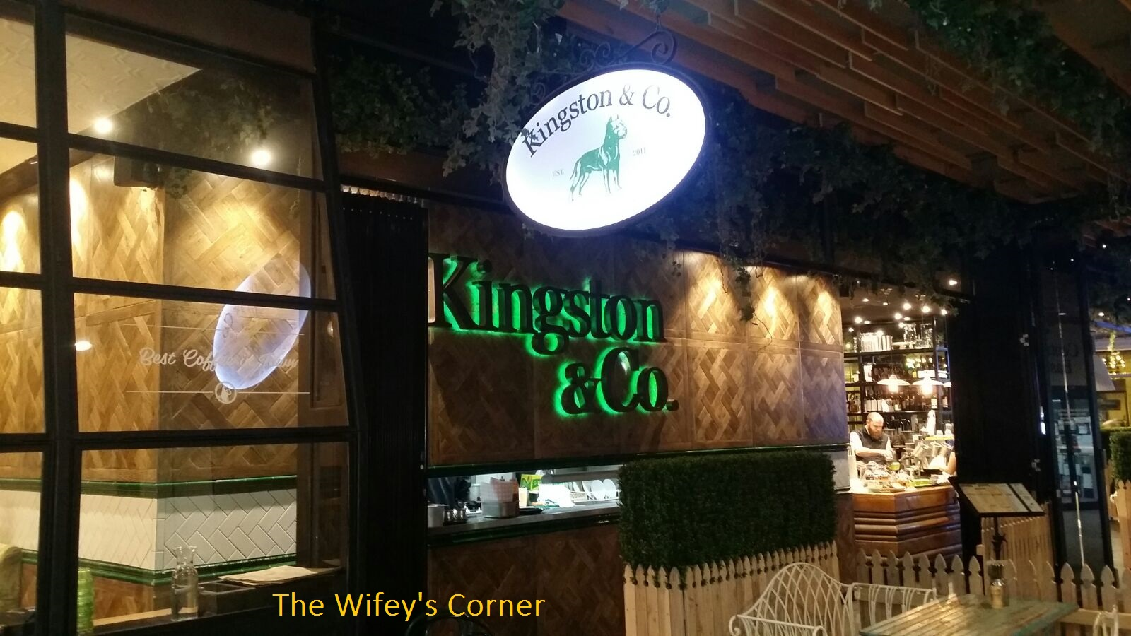 [Review] Kingston & Co @ Eastgarden Westfield, Sydney