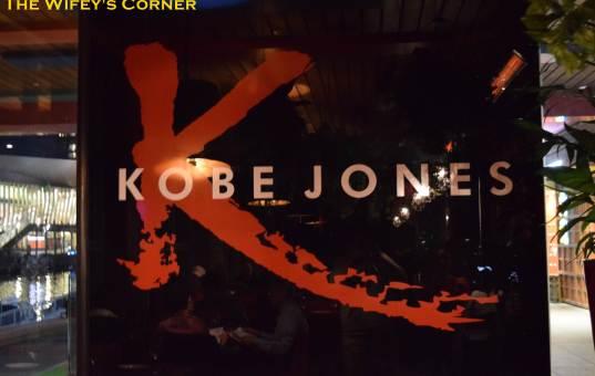 Kobe Jones Riverside Teppanyaki, Melbourne