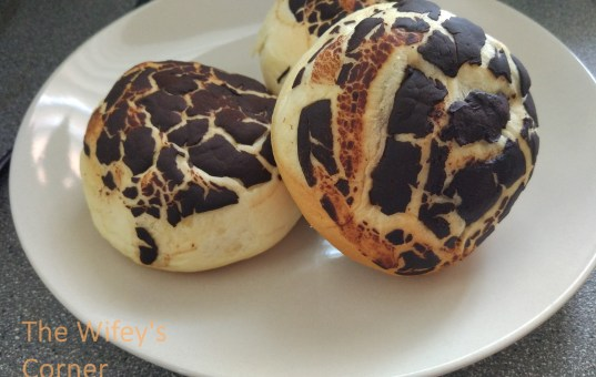 Mushroom (Look Alike) Bread