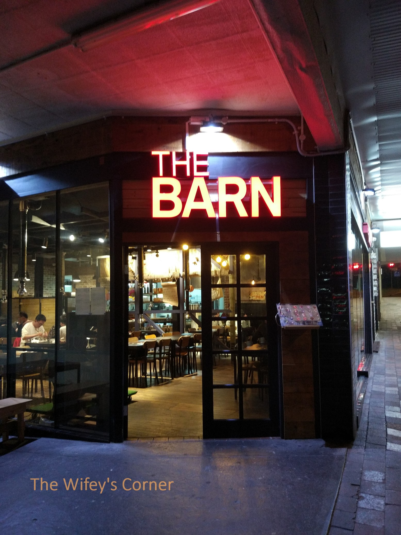 The Barn, West Ryde