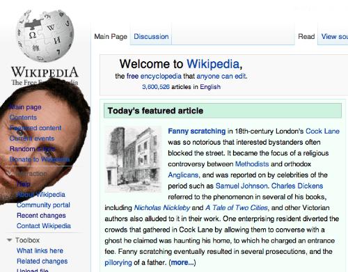 Wikipedia April Fool's joke, 2011