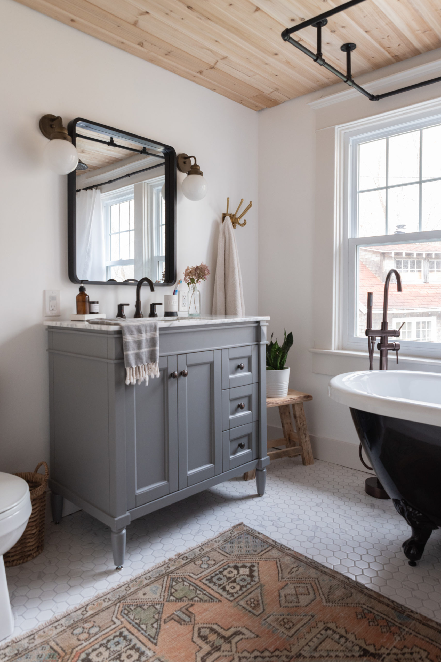 our bathroom renovation with home depot