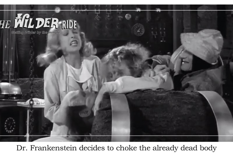 Young Frankenstein Episode 49: Frankenscience
