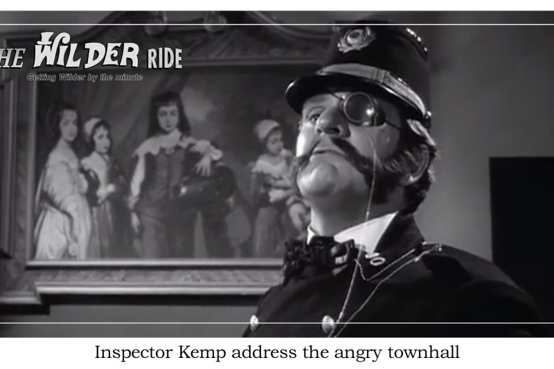 Young Frankenstein Episode 51: What kind of Mad Max character is Inspector Kemp