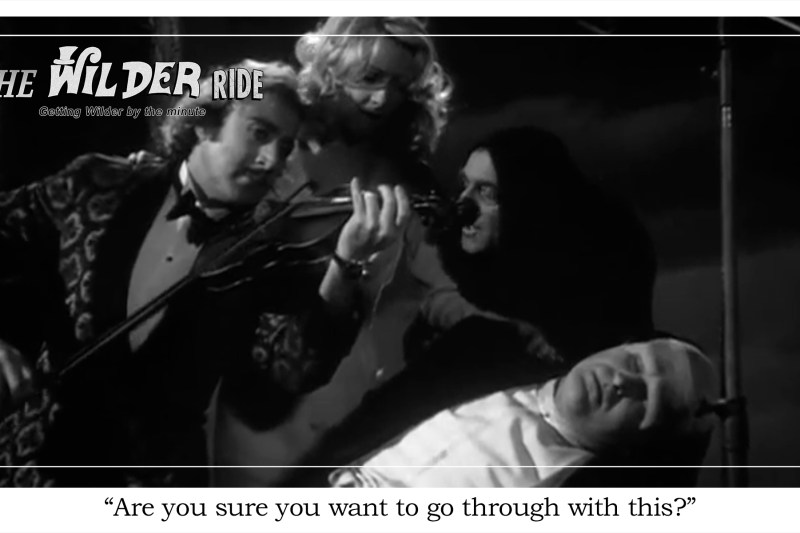 Young Frankenstein Episode 98: Prepare for the transference