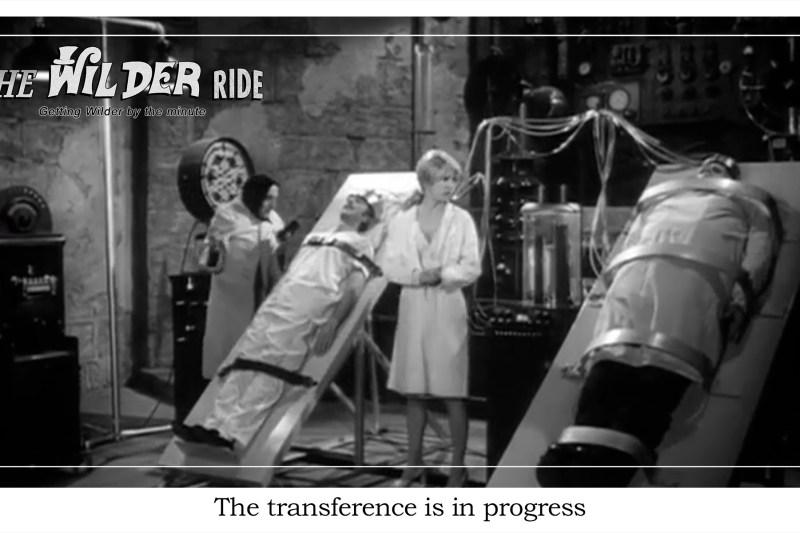 Young Frankenstein Episode 99: Inspector Kemp battering ram