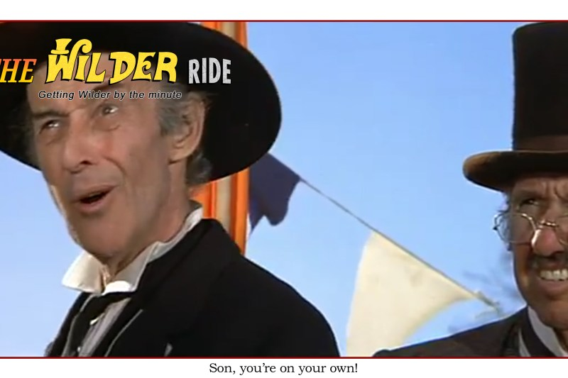 Blazing Saddles Episode 29: Son, you're on your own