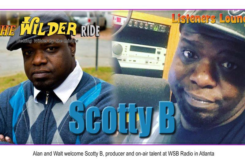 TWR Listeners Lounge – Scotty B