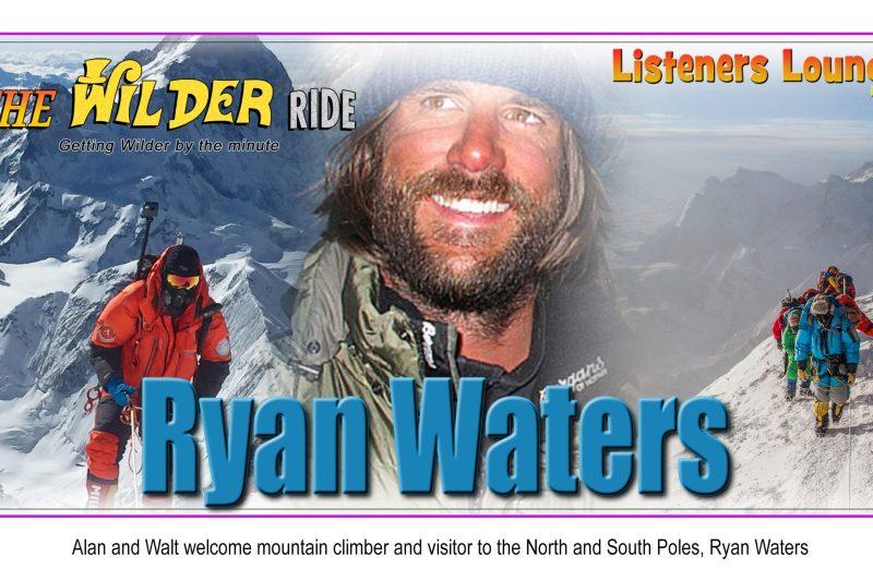TWR Listeners Lounge – Ryan Waters