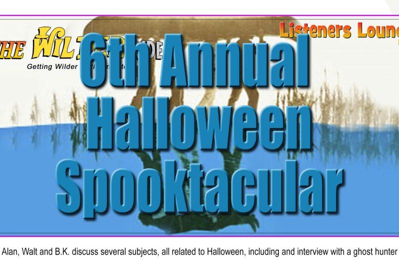6th Annual Halloween Spooktacular