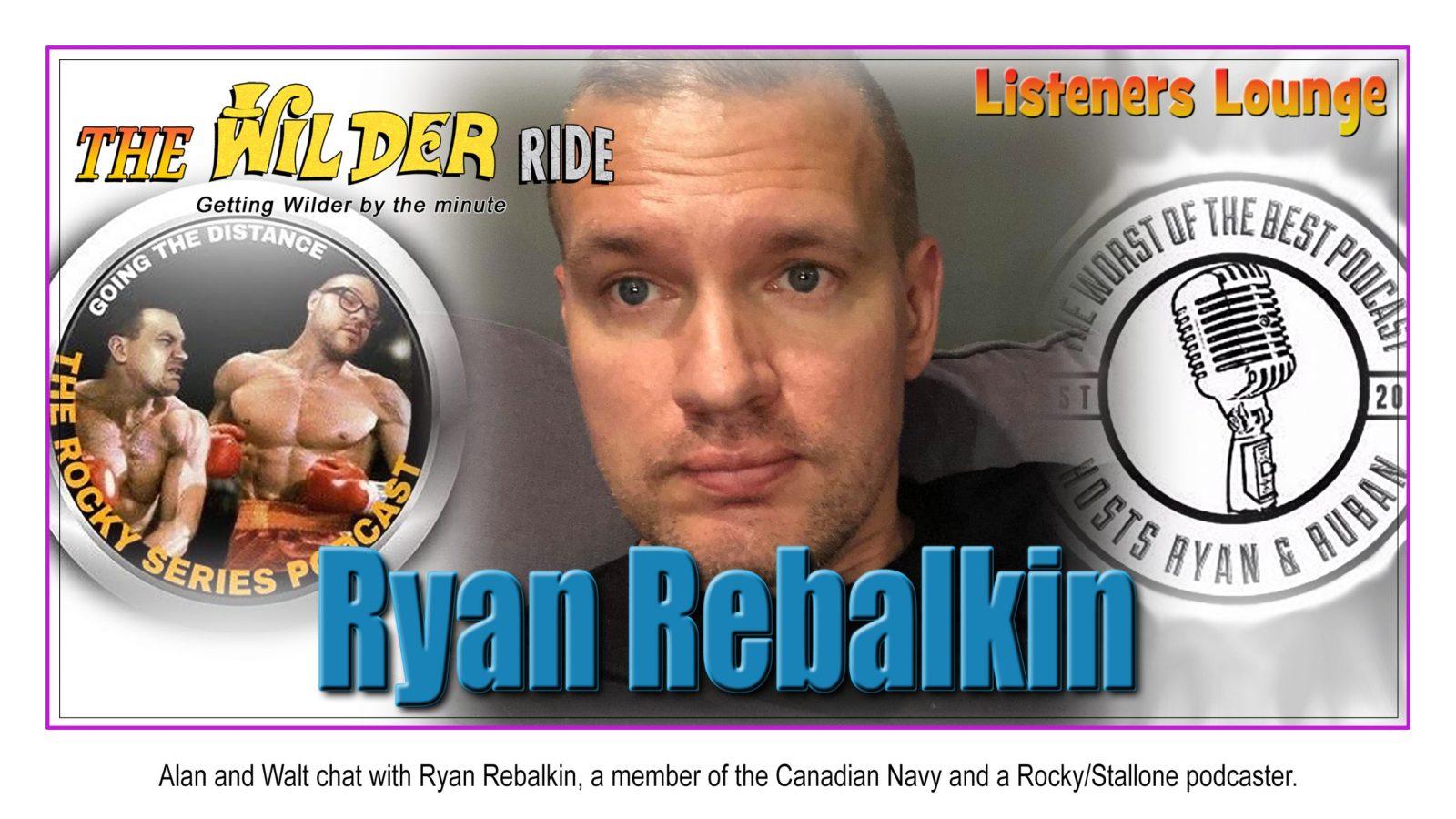 Ryan Rebalkin
